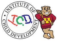 Institute of Child Development University of Minnesota Logo